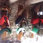 Sellerie du centre equestre du Segala